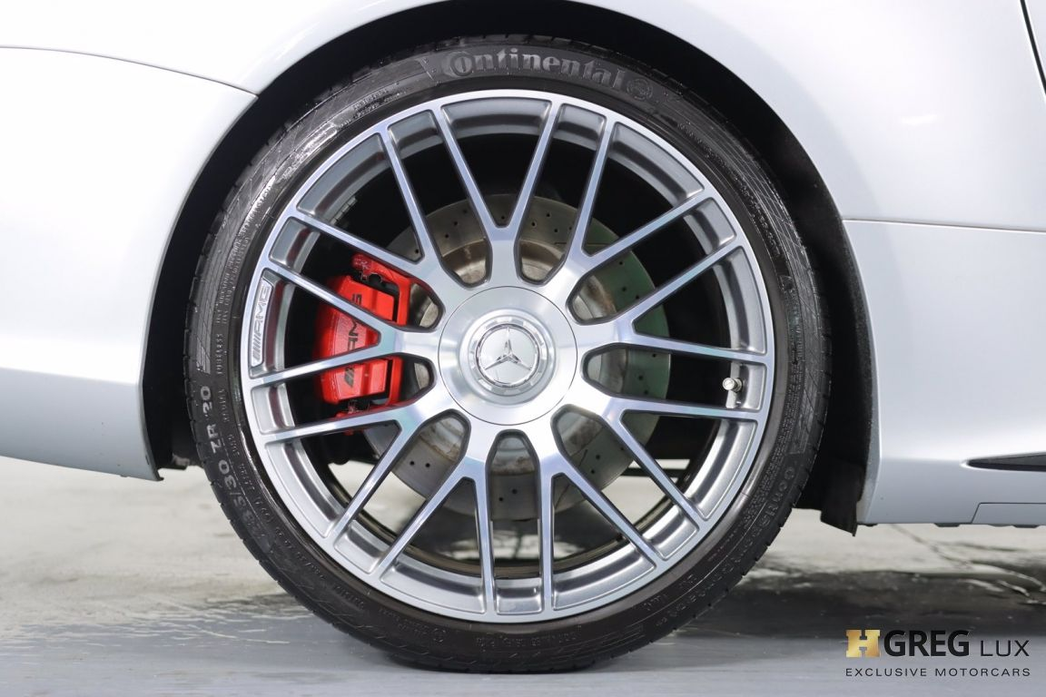 2017 Mercedes Benz SL AMG SL 63 #14