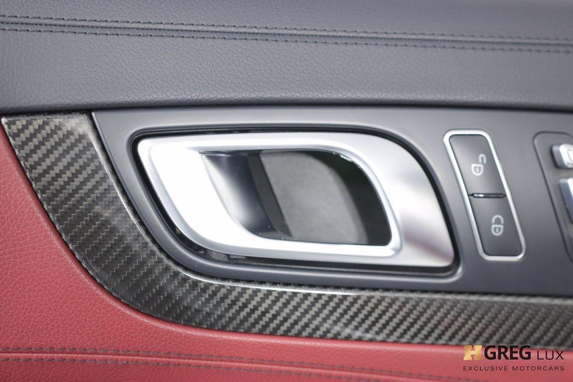 2017 Mercedes Benz SL AMG SL 63 #35