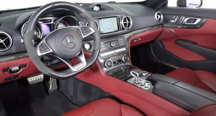 2017 Mercedes Benz SL AMG SL 63 #1