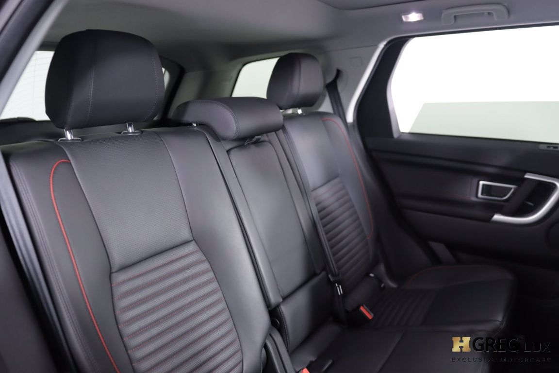 2018 Land Rover Discovery Sport HSE #34
