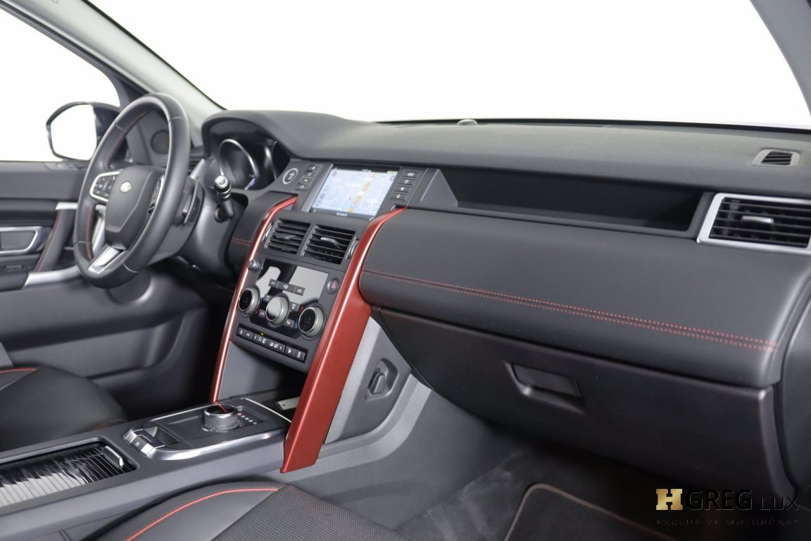 2018 Land Rover Discovery Sport HSE #28