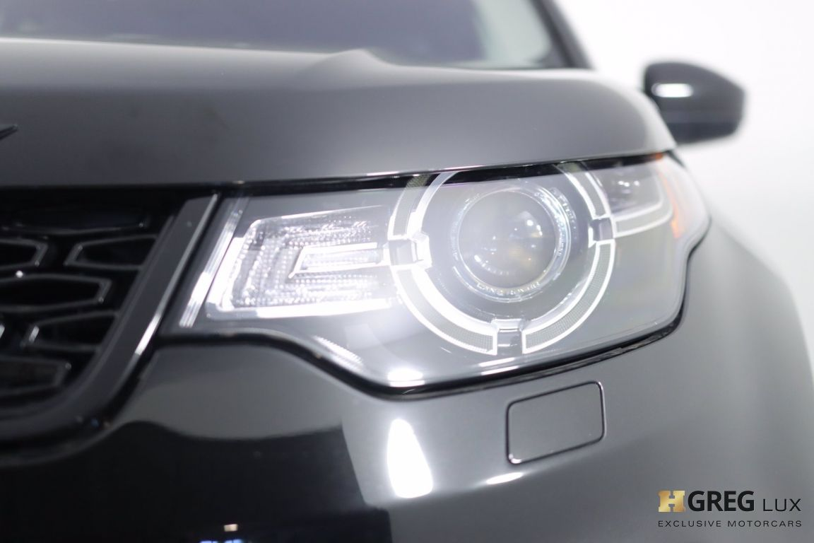 2018 Land Rover Discovery Sport HSE #5