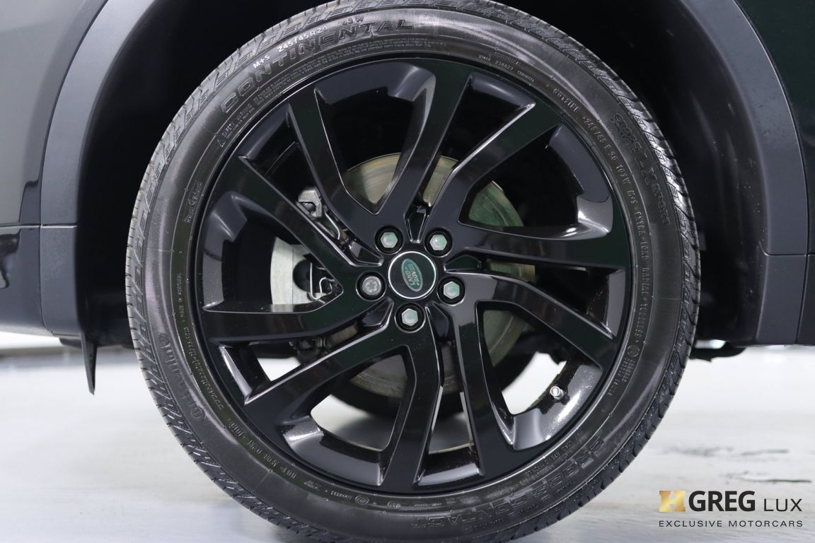 2018 Land Rover Discovery Sport HSE #23