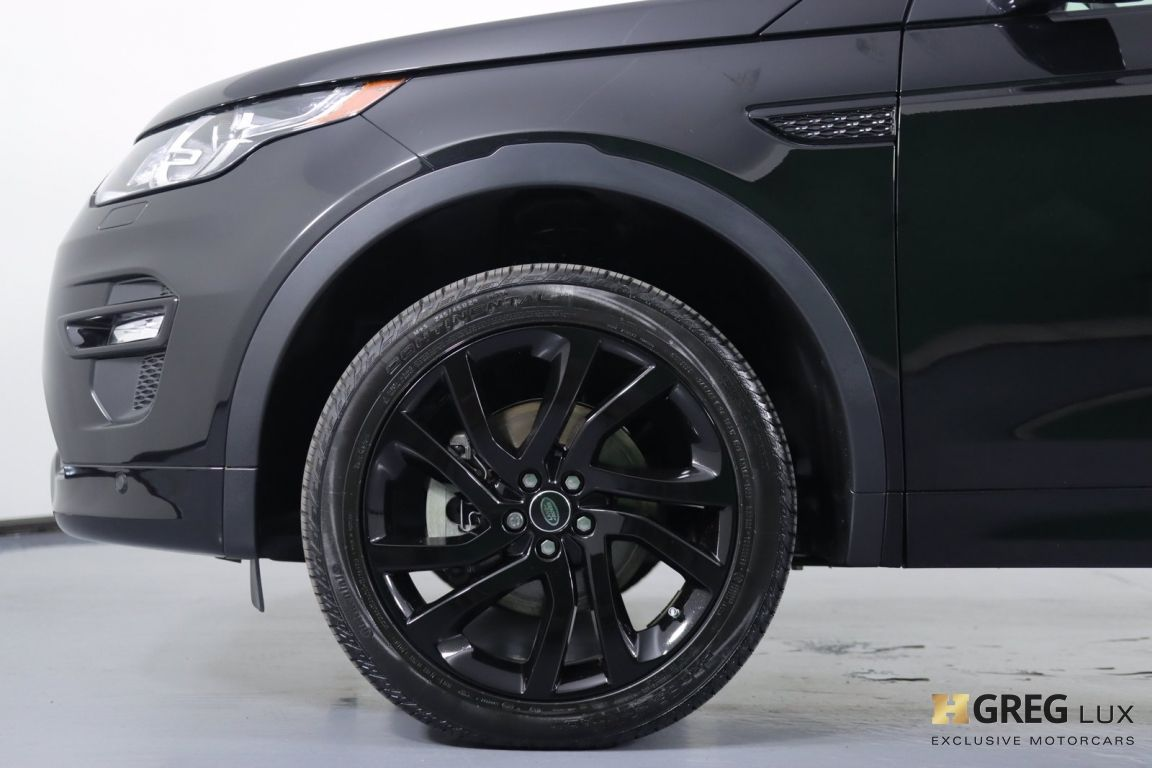 2018 Land Rover Discovery Sport HSE #22