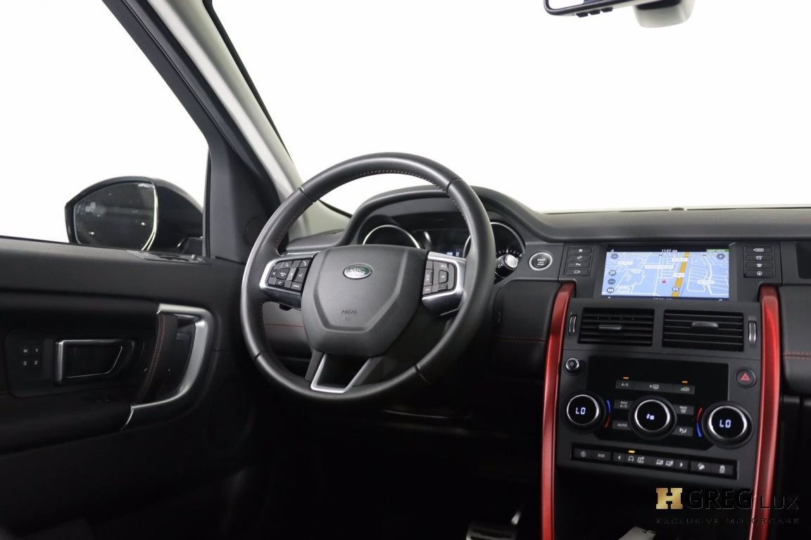 2018 Land Rover Discovery Sport HSE #45