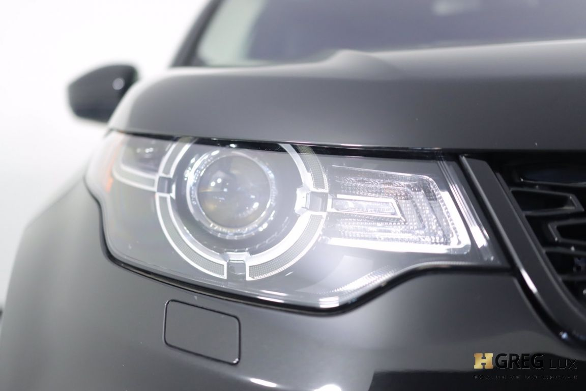 2018 Land Rover Discovery Sport HSE #4