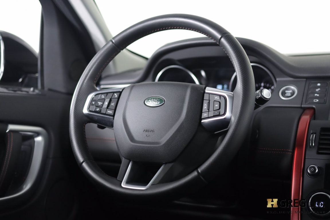 2018 Land Rover Discovery Sport HSE #46