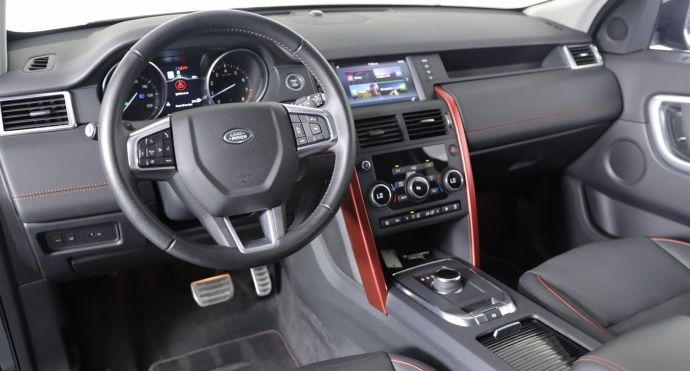 2018 Land Rover Discovery Sport HSE #1