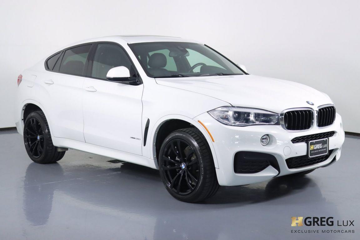 2019 BMW X6 xDrive35i #9