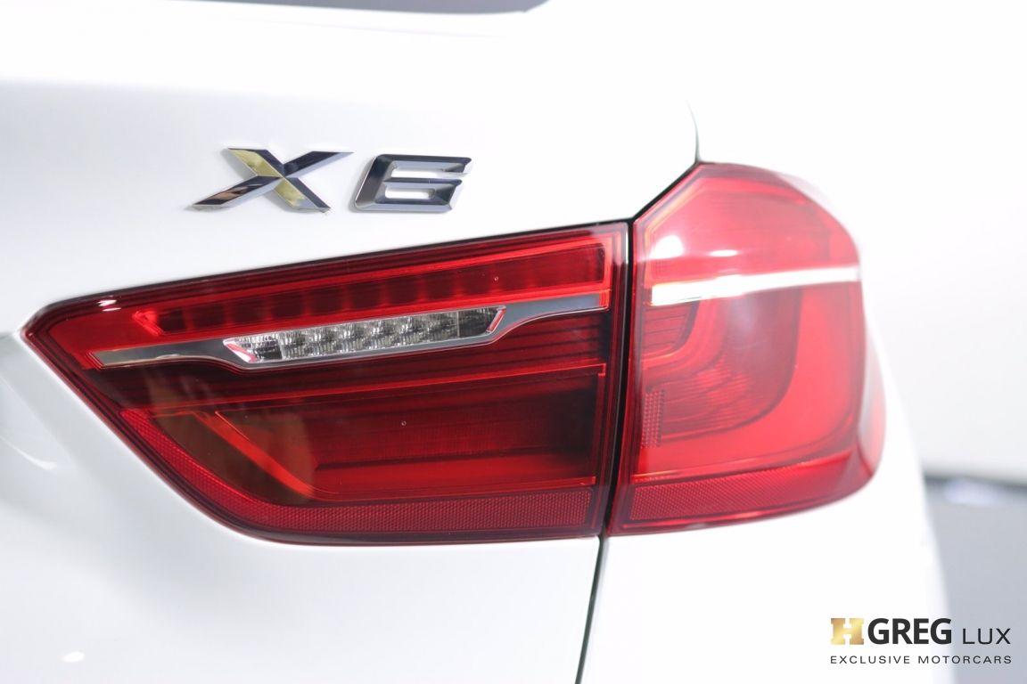 2019 BMW X6 xDrive35i #18