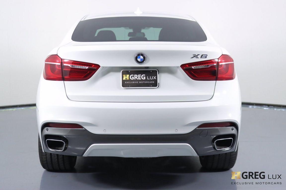 2019 BMW X6 xDrive35i #16