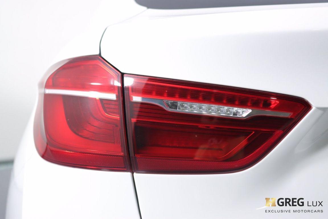 2019 BMW X6 xDrive35i #17