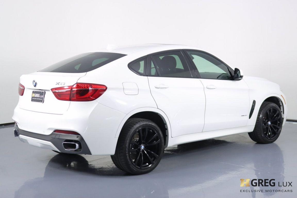 2019 BMW X6 xDrive35i #15