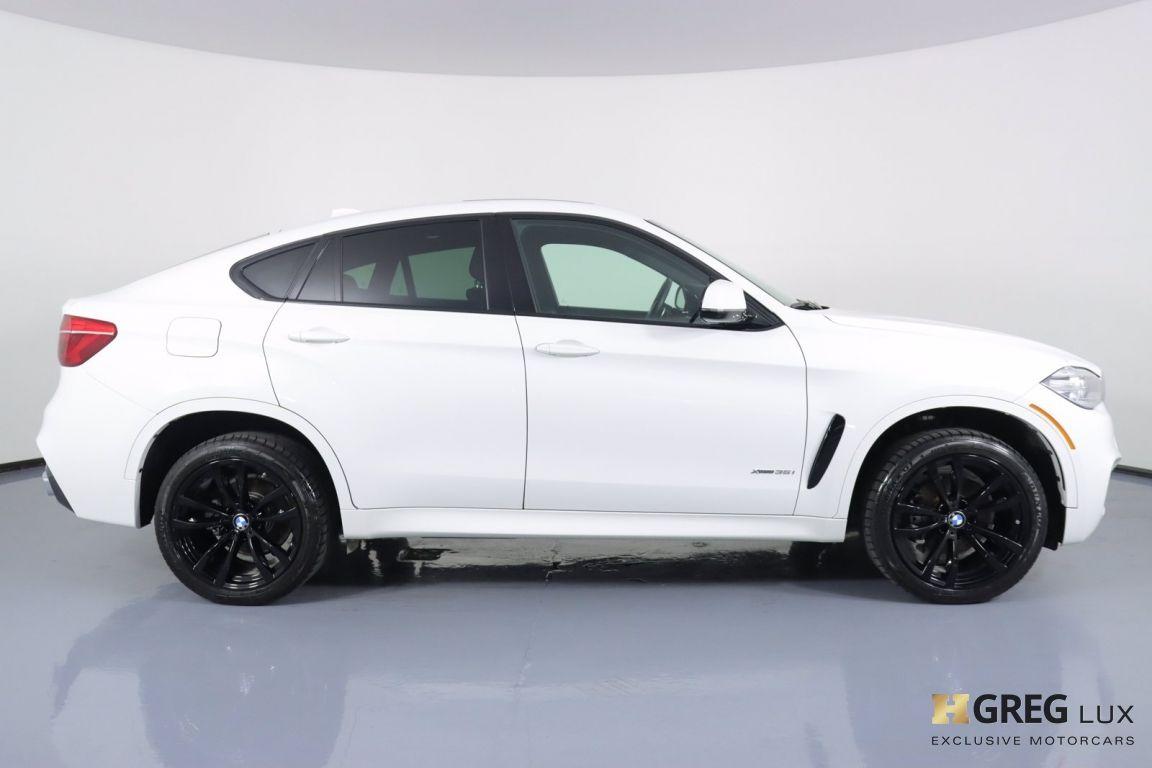 2019 BMW X6 xDrive35i #10