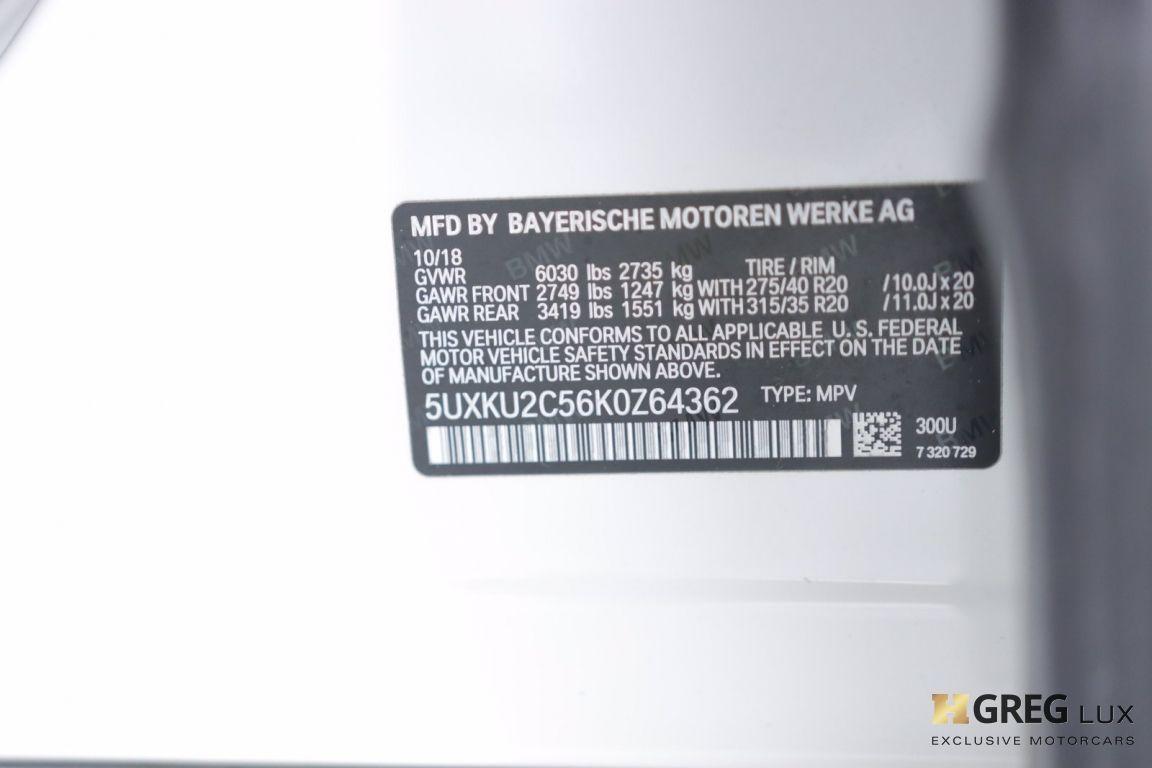 2019 BMW X6 xDrive35i #52