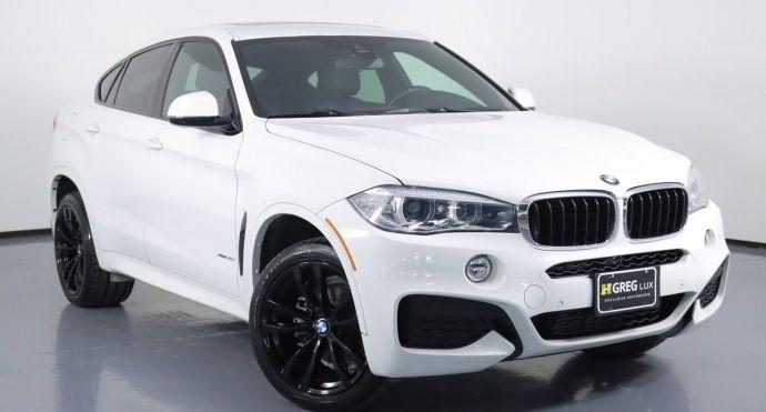 2019 BMW X6 xDrive35i #0