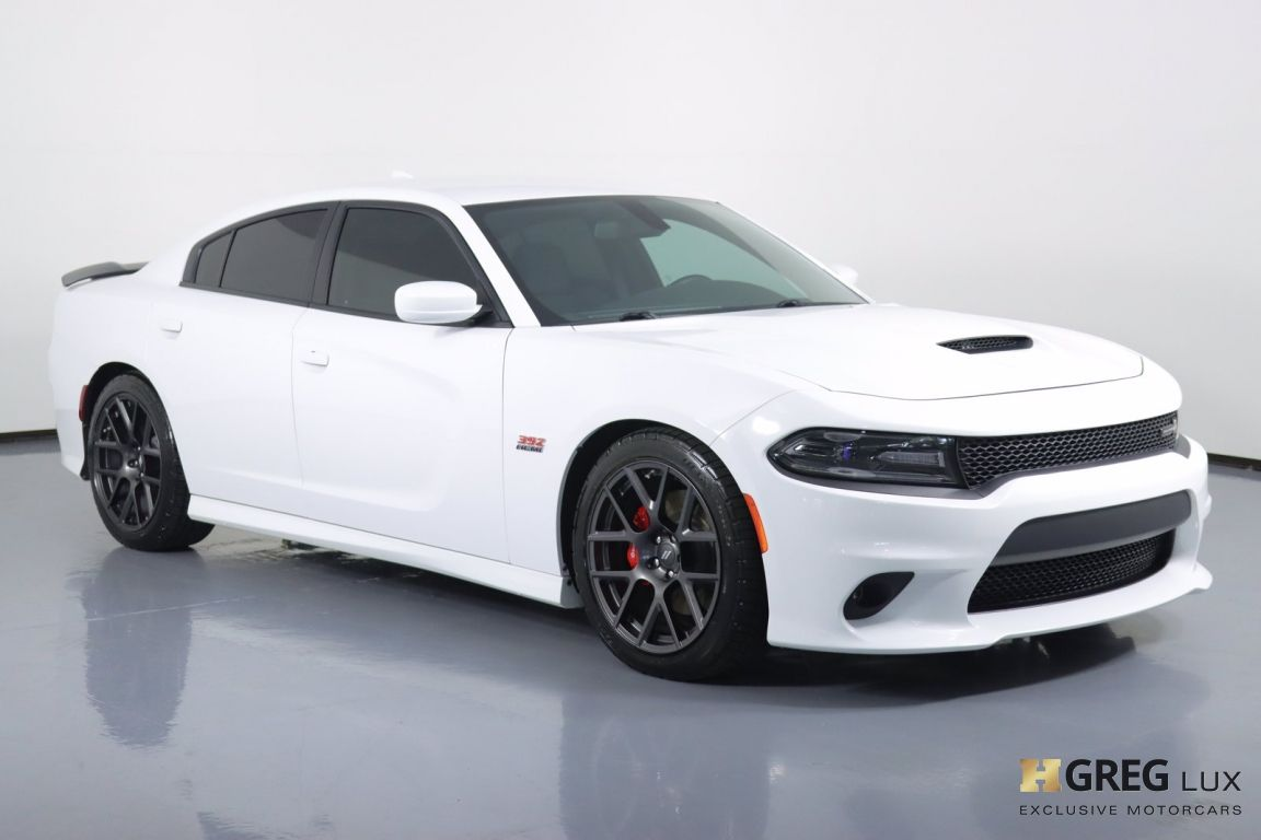 2017 Dodge Charger R/T Scat Pack #9
