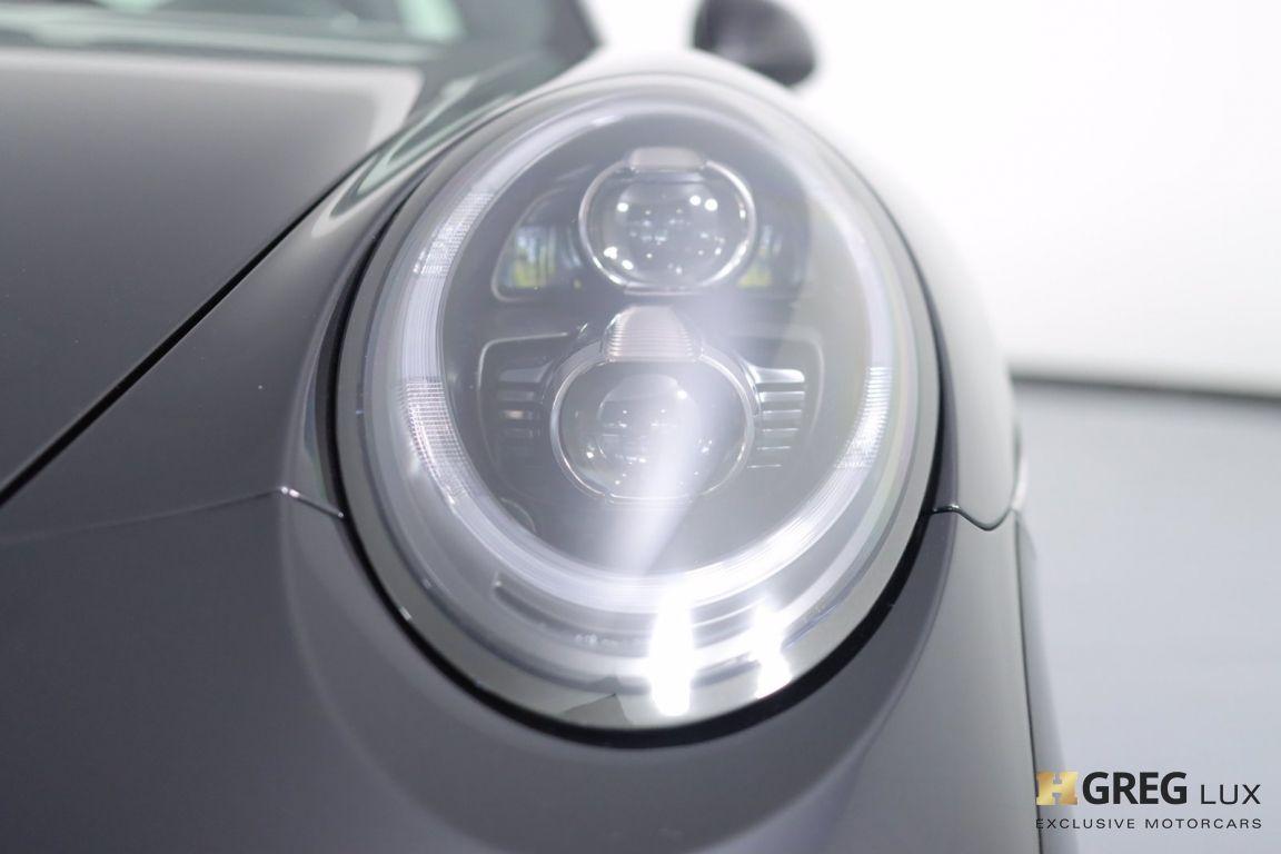 2019 Porsche 911 Targa 4 GTS #5