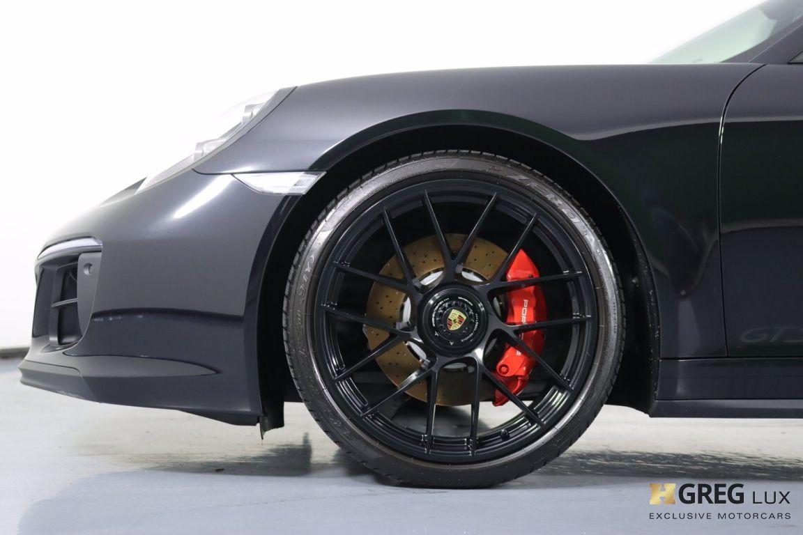 2019 Porsche 911 Targa 4 GTS #22