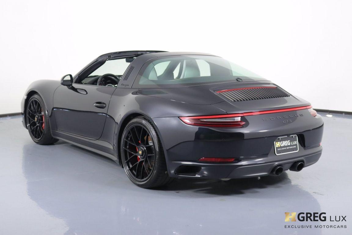 2019 Porsche 911 Targa 4 GTS #20