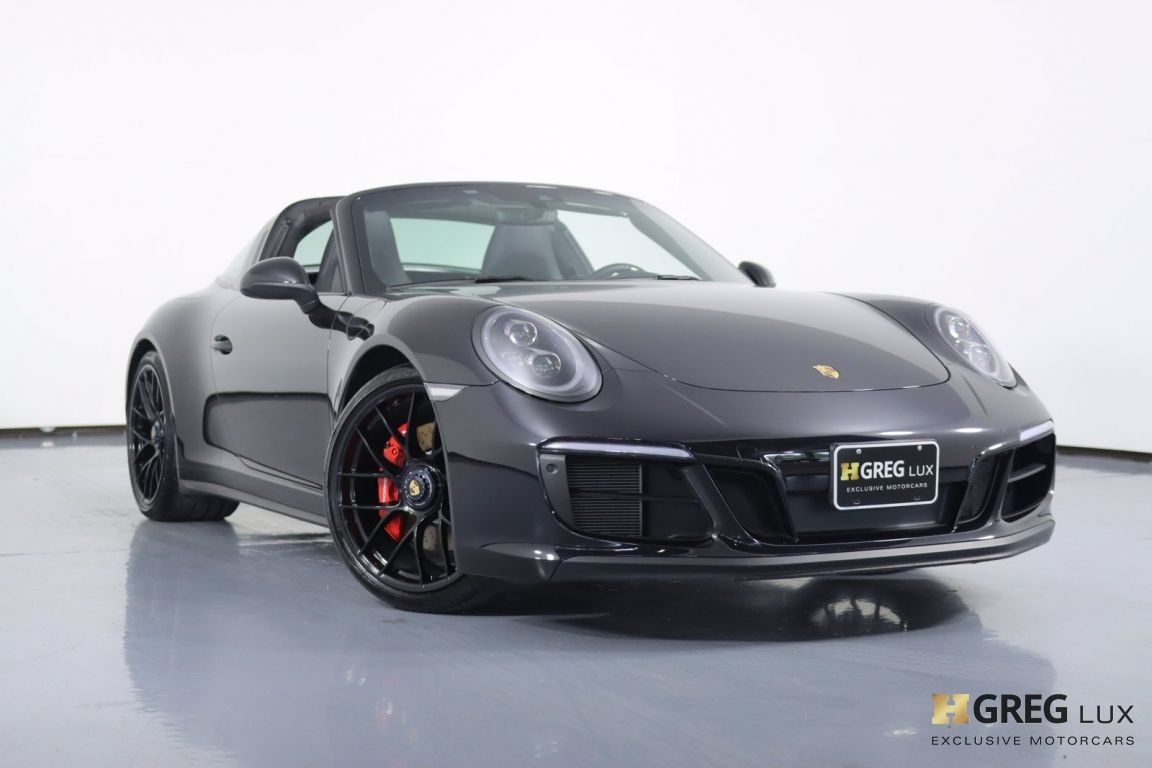 2019 Porsche 911 Targa 4 GTS #27