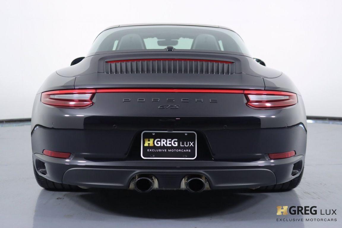 2019 Porsche 911 Targa 4 GTS #16
