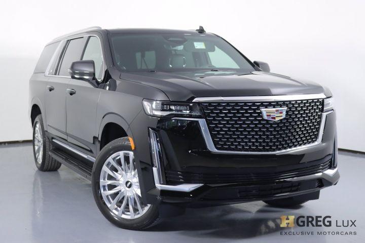 2021 Cadillac Escalade ESV Premium Luxury #0