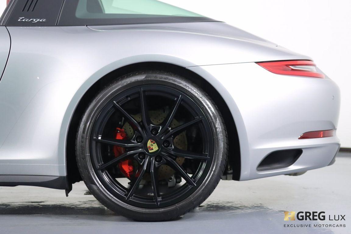 2019 Porsche 911 Targa 4S #24