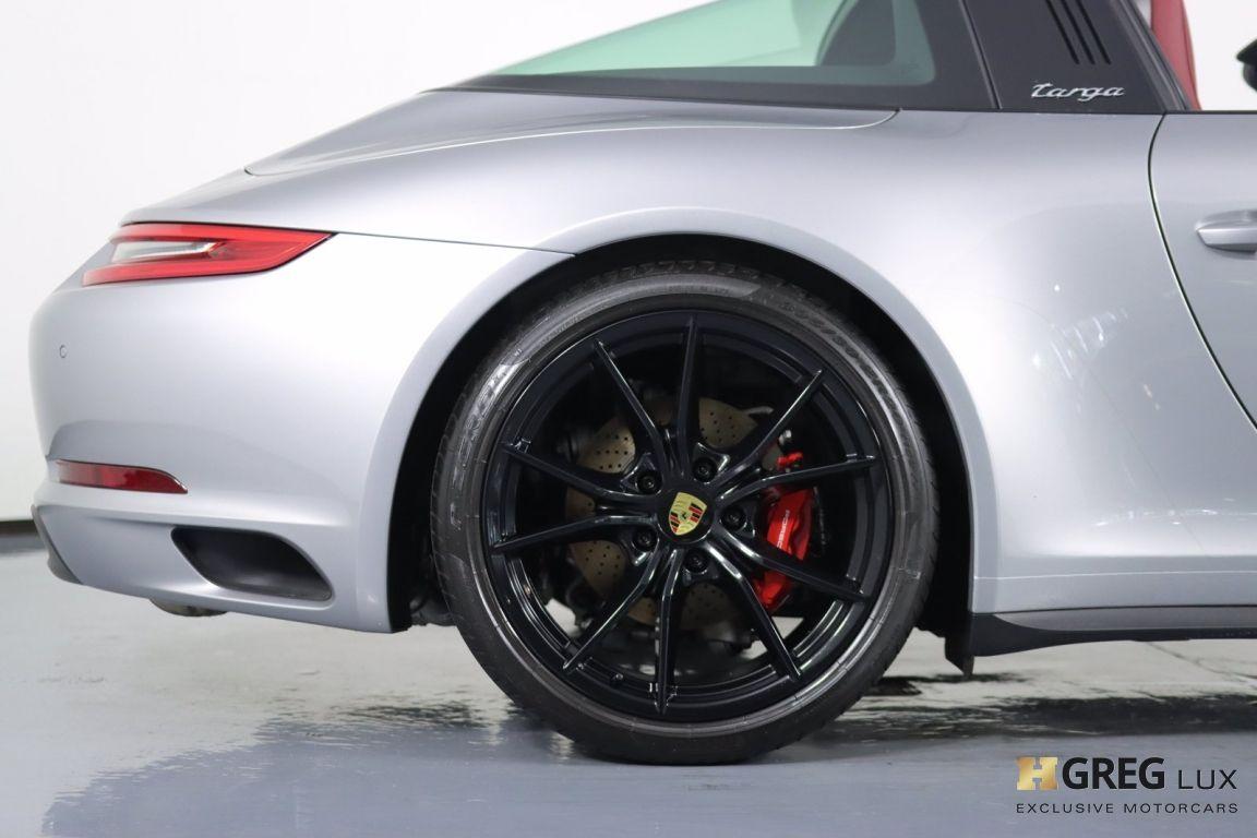 2019 Porsche 911 Targa 4S #13