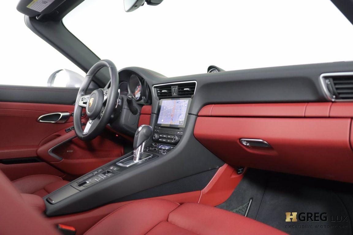 2019 Porsche 911 Targa 4S #28