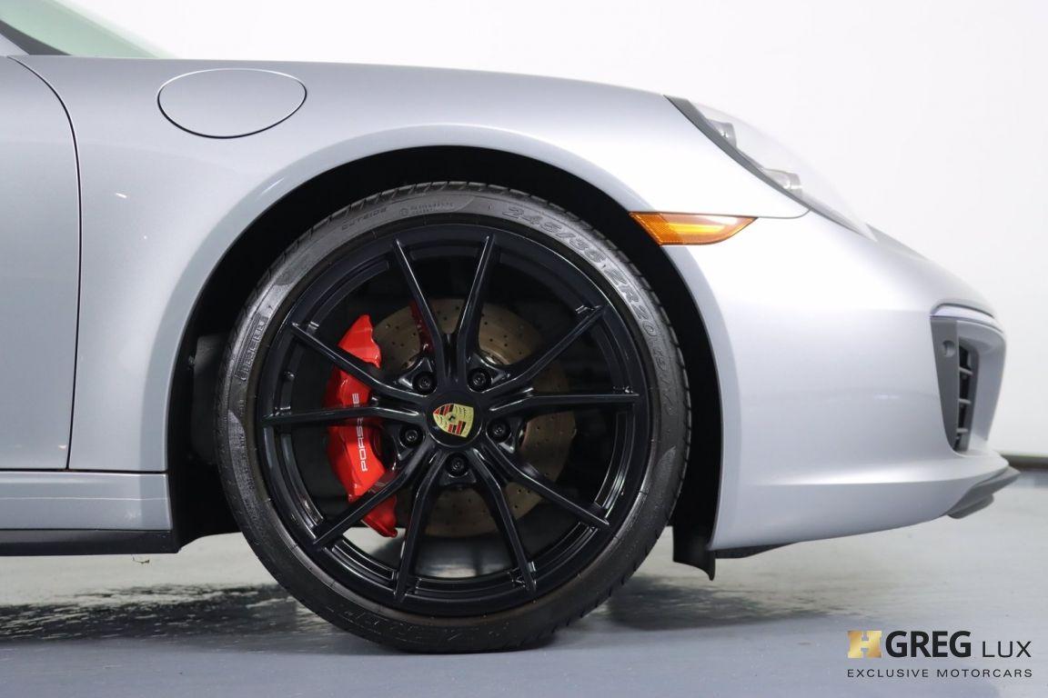 2019 Porsche 911 Targa 4S #11
