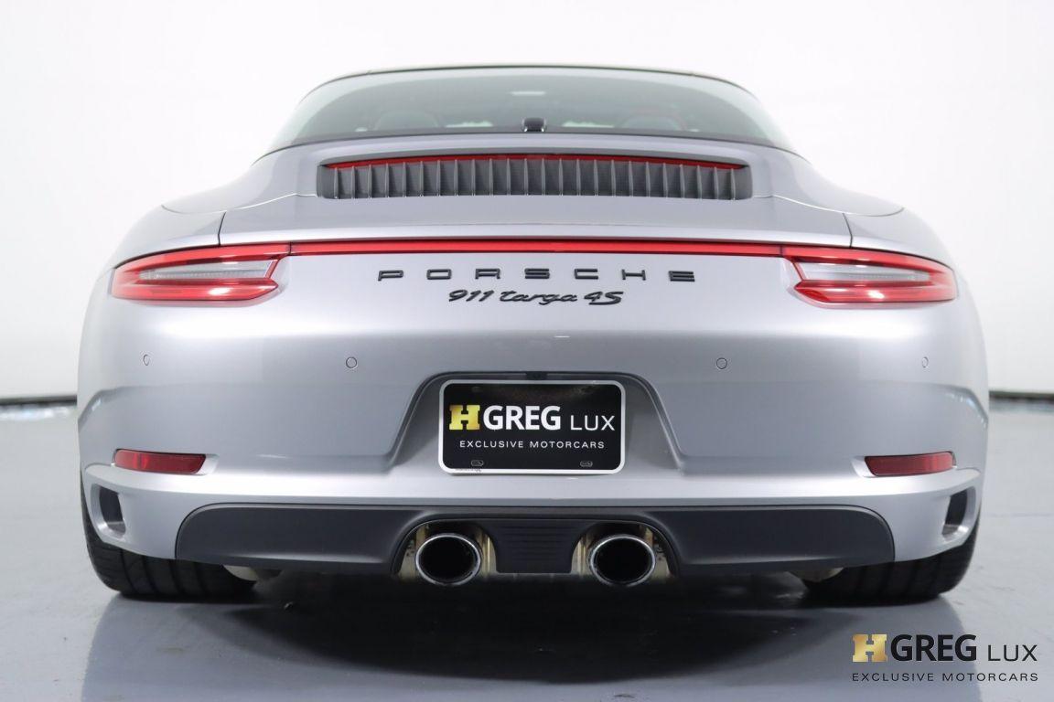 2019 Porsche 911 Targa 4S #16