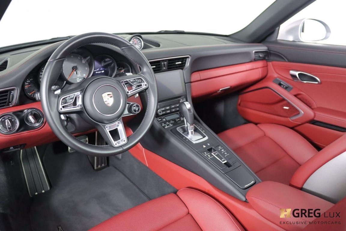 2019 Porsche 911 Targa 4S #1
