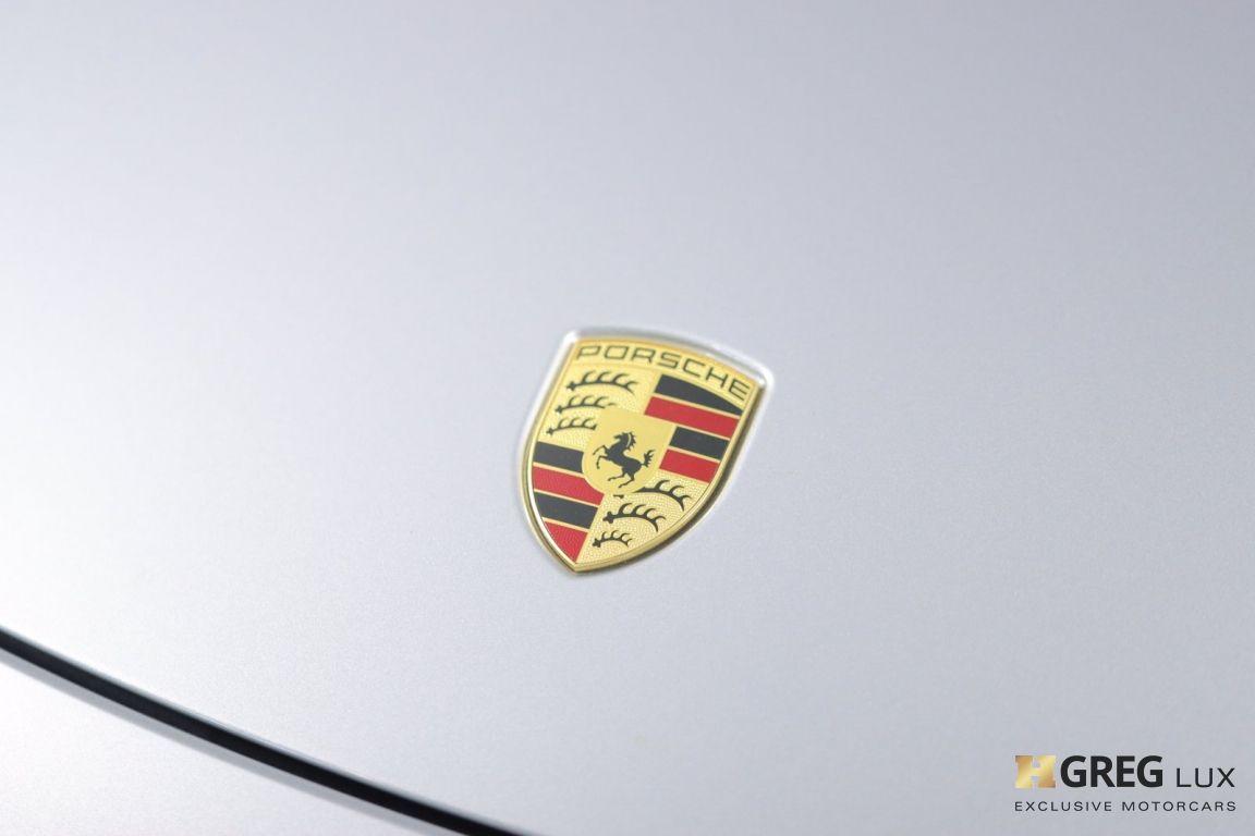 2019 Porsche 911 Targa 4S #6