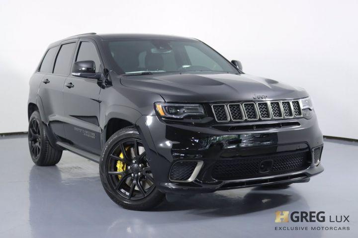 2021 Jeep Grand Cherokee Trackhawk #0