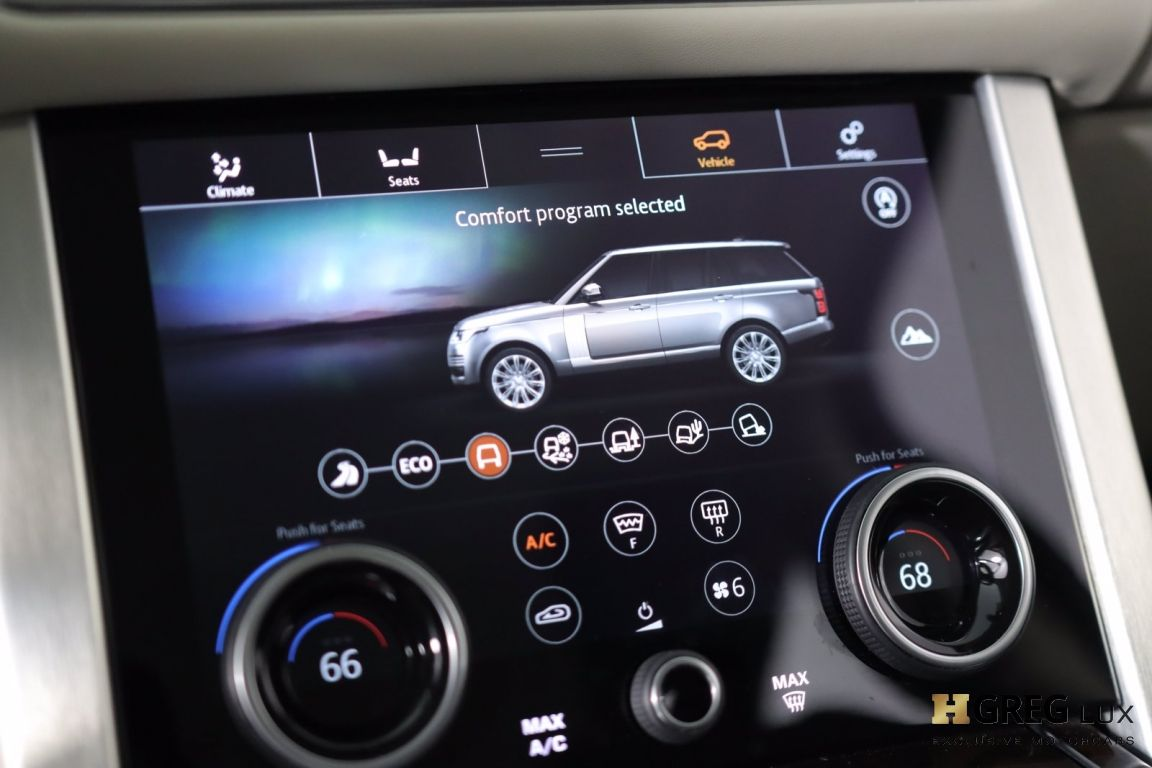 2020 Land Rover Range Rover Supercharged #41