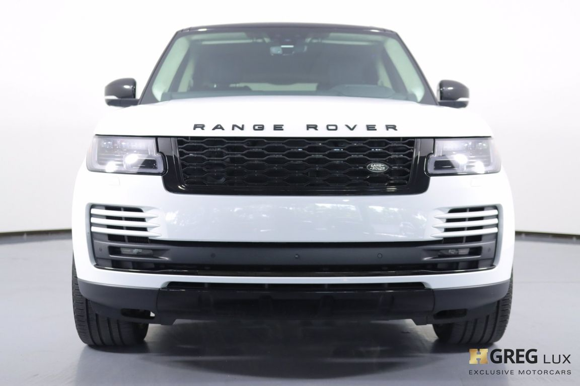 2020 Land Rover Range Rover Supercharged #3