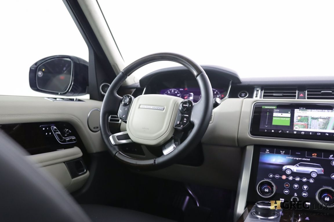 2020 Land Rover Range Rover Supercharged #46