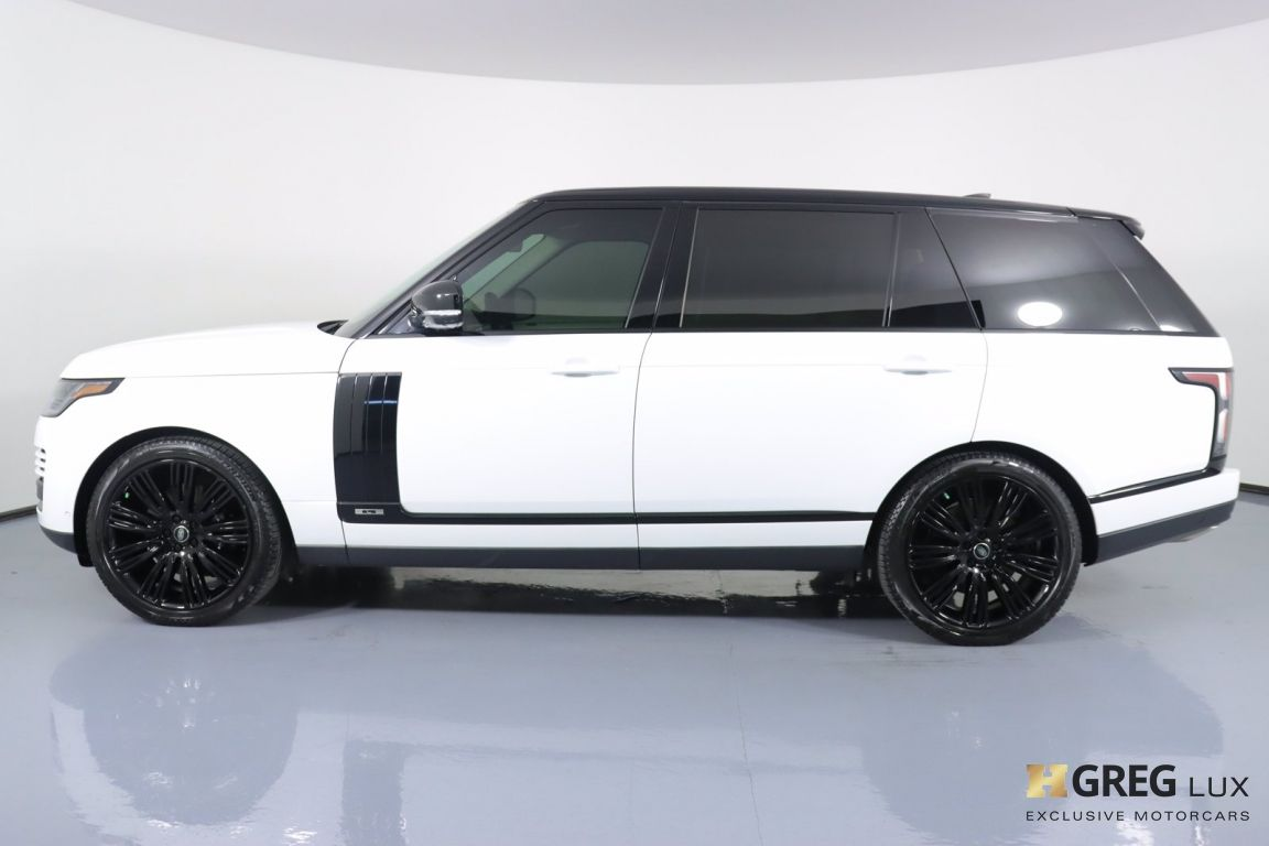 2020 Land Rover Range Rover Supercharged #21