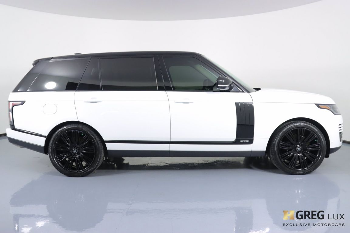2020 Land Rover Range Rover Supercharged #10