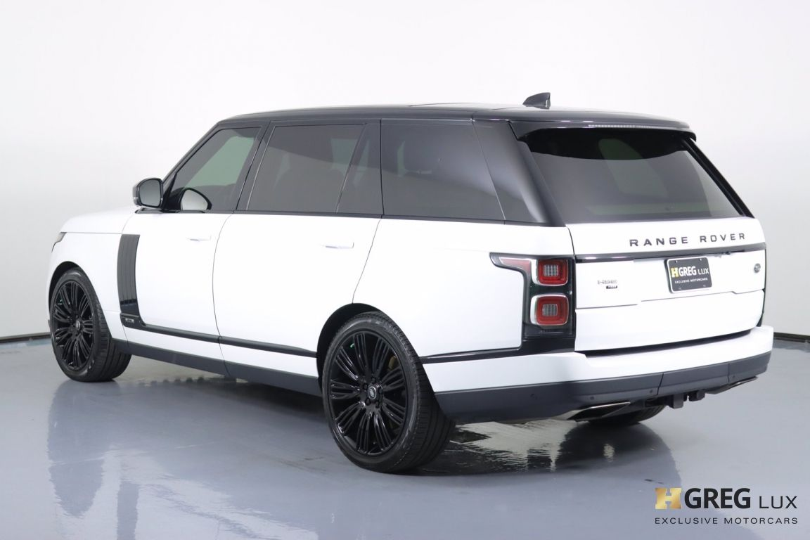 2020 Land Rover Range Rover Supercharged #20