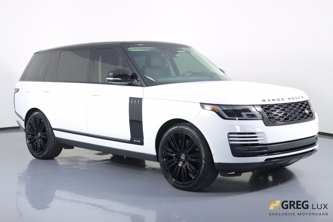 2020 Land Rover Range Rover Supercharged #9