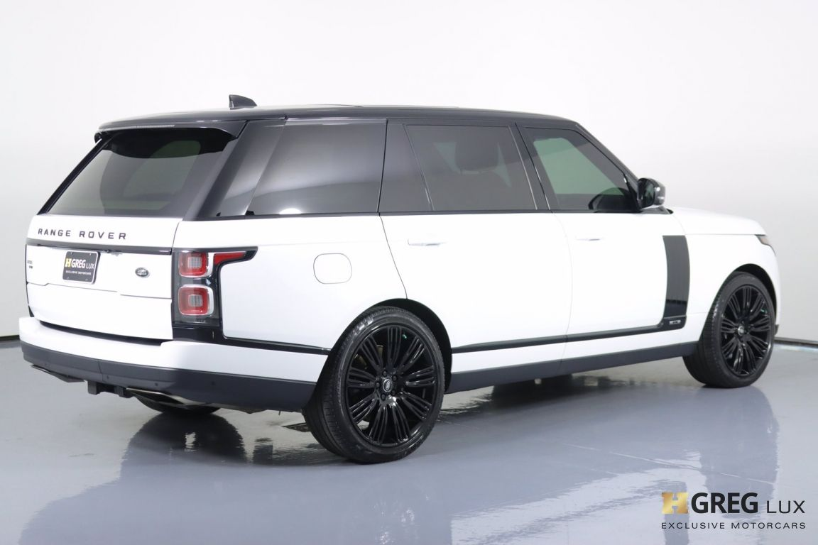 2020 Land Rover Range Rover Supercharged #15