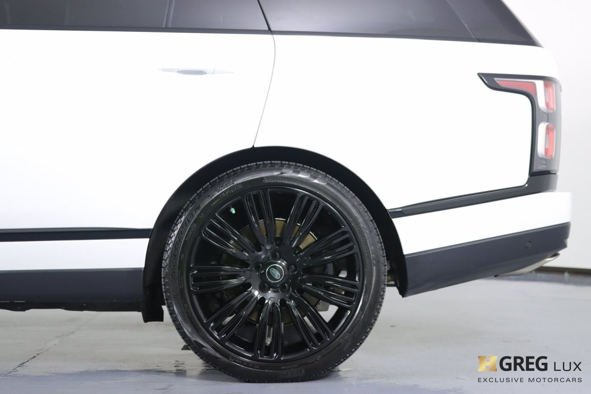 2020 Land Rover Range Rover Supercharged #24