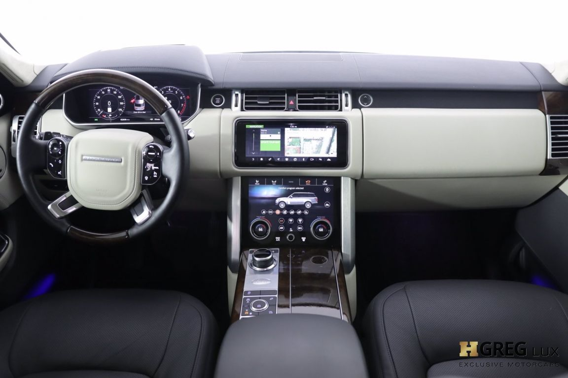 2020 Land Rover Range Rover Supercharged #48