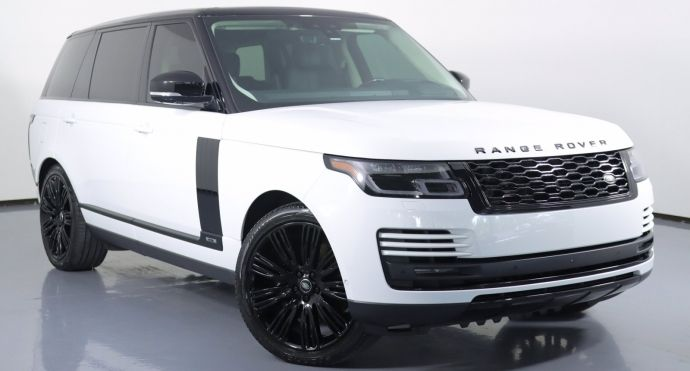 2020 Land Rover Range Rover Supercharged #0