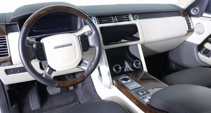 2020 Land Rover Range Rover Supercharged #1