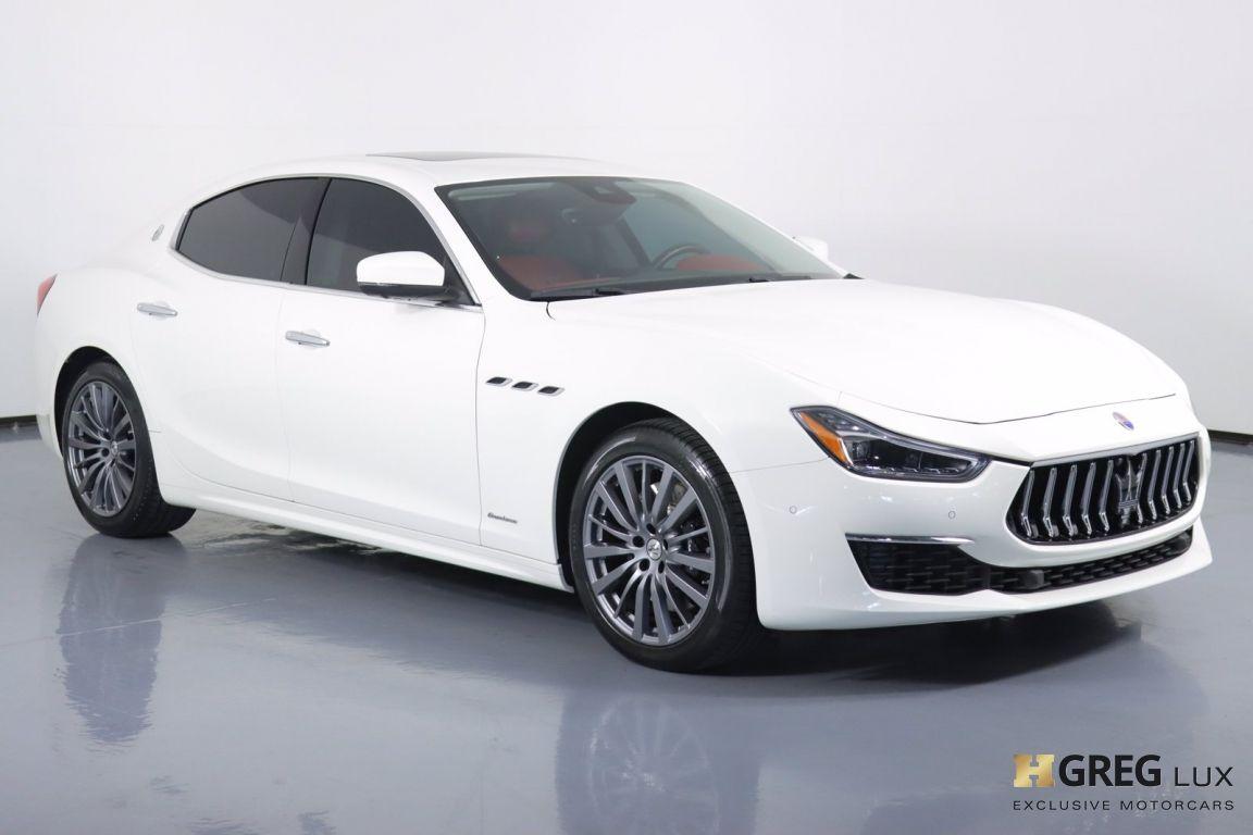 2021 Maserati Ghibli S Q4 GranLusso #9