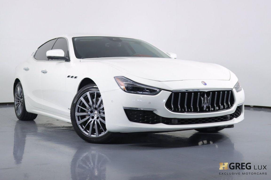 2021 Maserati Ghibli S Q4 GranLusso #29
