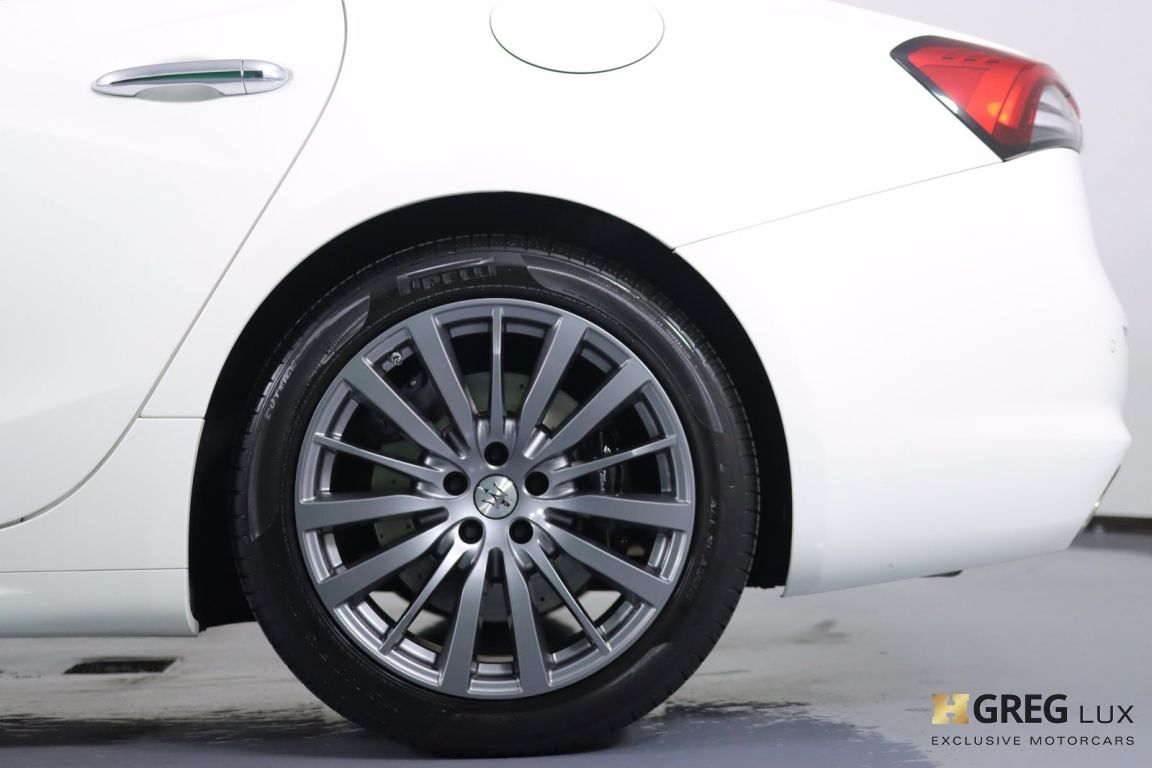 2021 Maserati Ghibli S Q4 GranLusso #25